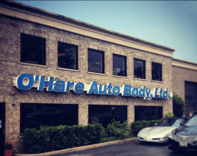 Home O Hare Auto Body