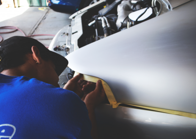 fixing car 20