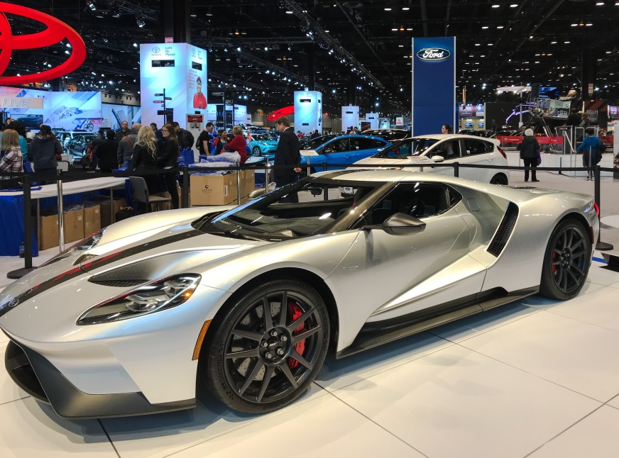 Largest Auto Show In The U.S.
